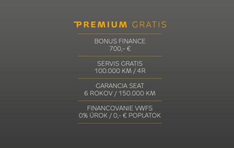 Prémium GRÁTIS