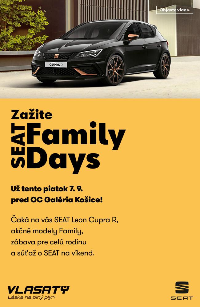 SEAT Family Days 2018