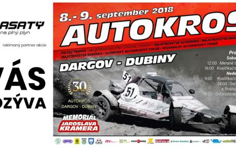 AUTOKROS 2018 – DARGOV DUBINY