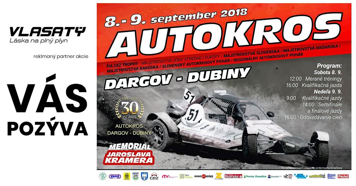 AUTOKROS 2018 - DARGOV DUBINY