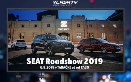 SEAT Roadshow 2019 v Tabačke